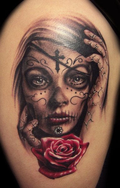 100's of Gypsy Tattoo Design Ideas Pictures Gallery