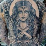 Gypsy 12 150x150 - 100's of Gypsy Tattoo Design Ideas Pictures Gallery