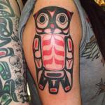 Haida 2 150x150 - 100's of Haida Tattoo Design Ideas Pictures Gallery