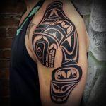 Haida 3 150x150 - 100's of Haida Tattoo Design Ideas Pictures Gallery