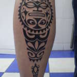 Hawaiian 3 150x150 - 100's of Hawaiian Tattoo Design Ideas Pictures Gallery