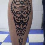 Hawaiian 3 150x150 - 100's of Hawaiian Tattoo Design Ideas Pictures Gallery