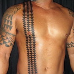Hawaiian 5 150x150 - 100's of Hawaiian Tattoo Design Ideas Pictures Gallery