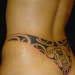 Hawaiian Tribal Tattoo12 150x150 - 100's of Hawaiian Tribal Tattoo Design Ideas Pictures Gallery