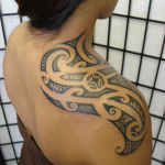 Hawaiian Tribal Tattoo3 150x150 - 100's of Hawaiian Tribal Tattoo Design Ideas Pictures Gallery