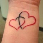 Heart Cross 15 150x150 - 100's of Heart Cross Tattoo Design Ideas Pictures Gallery
