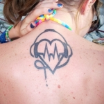 Heart Tattoos for Girls 10 150x150 - 100's of Heart Tattoos for Girls Design Ideas Pictures Gallery