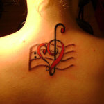 Heart Tattoos for Girls 6 150x150 - 100's of Heart Tattoos for Girls Design Ideas Pictures Gallery