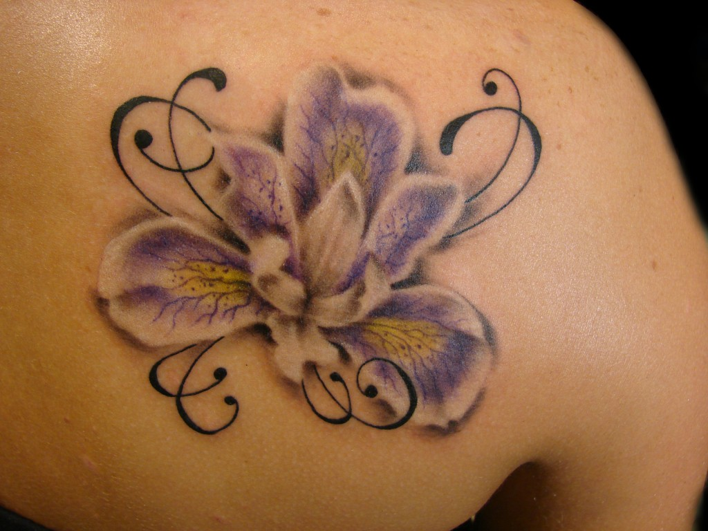 100 39 s of iris tattoo design ideas pictures gallery for Pictures and designs
