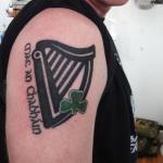 Irish 3 150x150 - 100's of Irish Tattoo Design Ideas Pictures Gallery