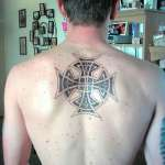 Iron Cross 11 150x150 - 100's of Iron Cross Tattoo Design Ideas Pictures Gallery