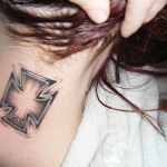100's of Iron Cross Tattoo Design Ideas Pictures Gallery