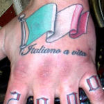 Italian 5 150x150 - 100's of Italian Tattoo Design Ideas Pictures Gallery