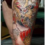 Japanese Dragon 7 150x150 - 100's of Japanese Dragon Tattoo Design Ideas Pictures Gallery