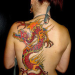 Japanese Dragon 9 150x150 - 100's of Japanese Dragon Tattoo Design Ideas Pictures Gallery