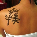 Kanji Tattoo3 150x150 - 100's of Kanji Tattoo Design Ideas Pictures Gallery