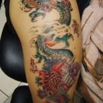Koi Dragon 12 150x150 - 100's of Koi Dragon Tattoo Design Ideas Pictures Gallery