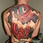 Koi Dragon 5 150x150 - 100's of Koi Dragon Tattoo Design Ideas Pictures Gallery