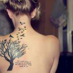 100's of Ladies Tattoo Design Ideas Pictures Gallery