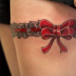 Leg Tattoos for Girls 12 150x150 - 100's of Leg Tattoos for Girls Design Ideas Pictures Gallery