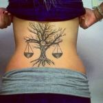 Libra Tattoo1 150x150 - 100's of Libra Tattoo Design Ideas Pictures Gallery