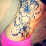 Lily Tattoo 7 150x150 - 100's of Lily Tattoo Design Ideas Pictures Gallery