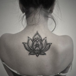 100's of Lotus Tattoo Design Ideas Pictures Gallery