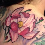 Lotus Tattoo 3 150x150 - 100's of Lotus Tattoo Design Ideas Pictures Gallery