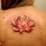 Lotus Tattoo 4 150x150 - 100's of Lotus Tattoo Design Ideas Pictures Gallery