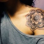 Lotus Tribal Tattoo3 150x150 - 100's of Lotus Tribal Tattoo Design Ideas Pictures Gallery