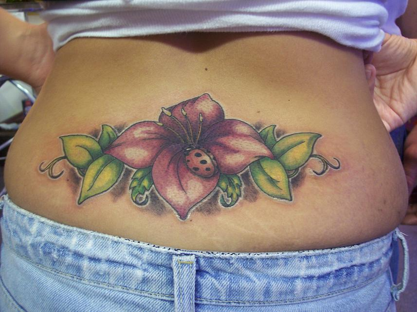 100 39 s of lower back tattoos for women design ideas
