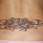 Lower Back Tattoos for Women 2 150x150 - 100's of Lower Back Tattoos for Women Design Ideas Pictures Gallery
