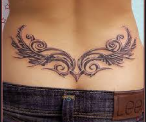 100 S Of Lower Back Tattoos For Women Design Ideas Pictures Gallery
