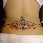 Lower Back Tattoos for Women 8 150x150 - 100's of Lower Back Tattoos for Women Design Ideas Pictures Gallery