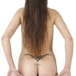 Lower Back Tribal Tattoo5 150x150 - 100's of Lower Back Tribal Tattoo Design Ideas Pictures Gallery