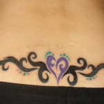 Lower Back Tribal Tattoo6 150x150 - 100's of Lower Back Tribal Tattoo Design Ideas Pictures Gallery