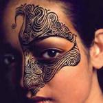 Maori 10 150x150 - 100's of Maori Tattoo Design Ideas Pictures Gallery