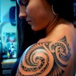 Maori 3 150x150 - 100's of Maori Tattoo Design Ideas Pictures Gallery