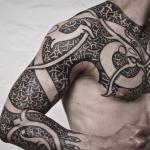 Maori 8 150x150 - 100's of Maori Tattoo Design Ideas Pictures Gallery