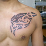 Maori Tribal Tattoo12 150x150 - 100's of Maori Tribal Tattoo Design Ideas Pictures Gallery