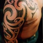 Maori Tribal Tattoo3 150x150 - 100's of Maori Tribal Tattoo Design Ideas Pictures Gallery