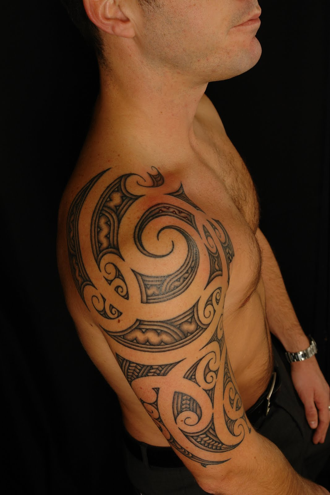 100's of Maori Tribal Tattoo Design Ideas Pictures Gallery