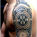 Maori Tribal Tattoo8 150x150 - 100's of Maori Tribal Tattoo Design Ideas Pictures Gallery