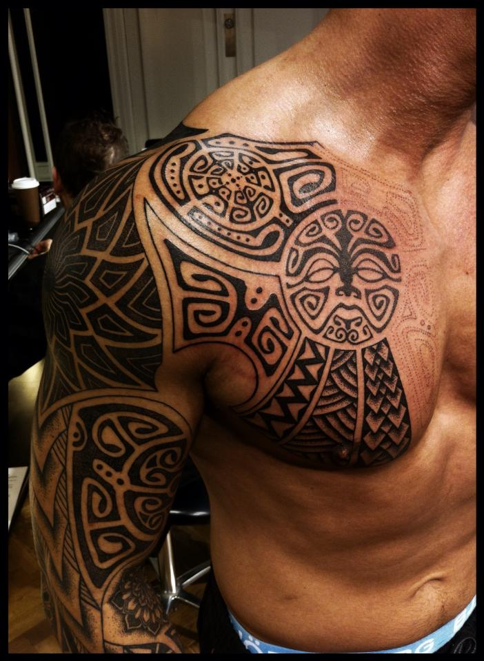 100's of Maori Tattoo Design Ideas Pictures Gallery
