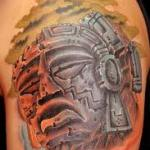 Mayan 10 150x150 - 100's of Mayan Tattoo Design Ideas Pictures Gallery