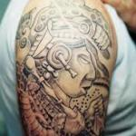 Mayan 12 150x150 - 100's of Mayan Tattoo Design Ideas Pictures Gallery