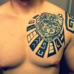 Mayan 3 150x150 - 100's of Mayan Tattoo Design Ideas Pictures Gallery