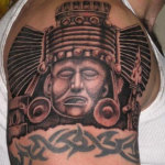 Mayan 6 150x150 - 100's of Mayan Tattoo Design Ideas Pictures Gallery
