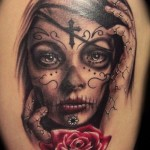 Mexican 9 150x150 - 100's of Mexican Tattoo Design Ideas Pictures Gallery