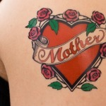 Mom 21 150x150 - 100's of Mother Tattoo Design Ideas Pictures Gallery